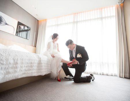 [婚攝]冠廷 梓菲 / 台北寒舍艾美酒店