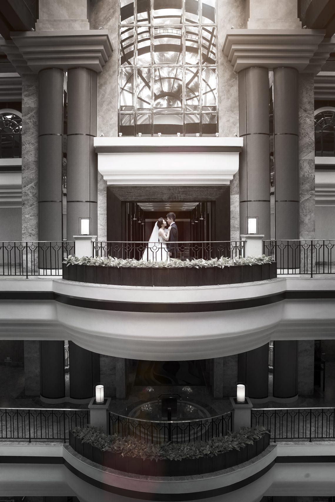 [婚攝]運緯 若婷 / 台北君悅酒店