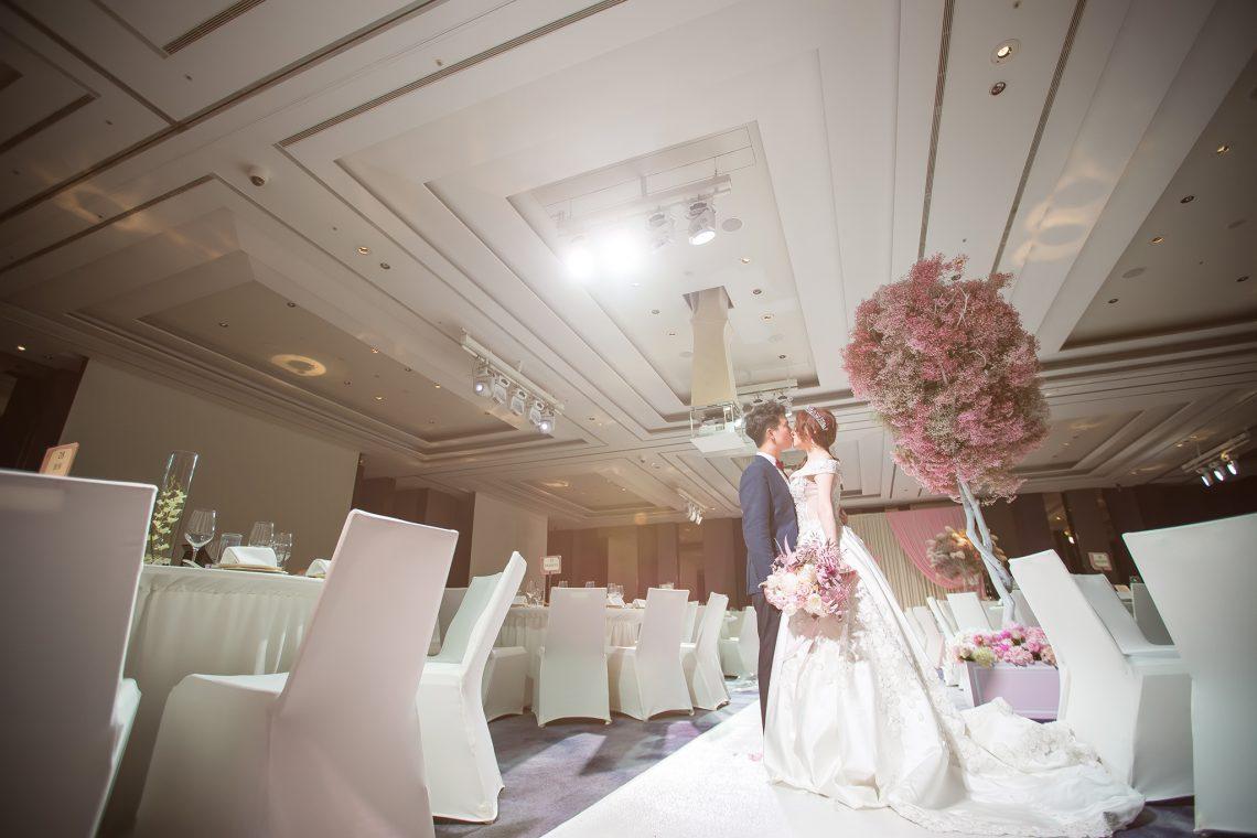 [婚攝]自銘 瑋柔 / 寒舍艾麗酒店 Humble House Taipei