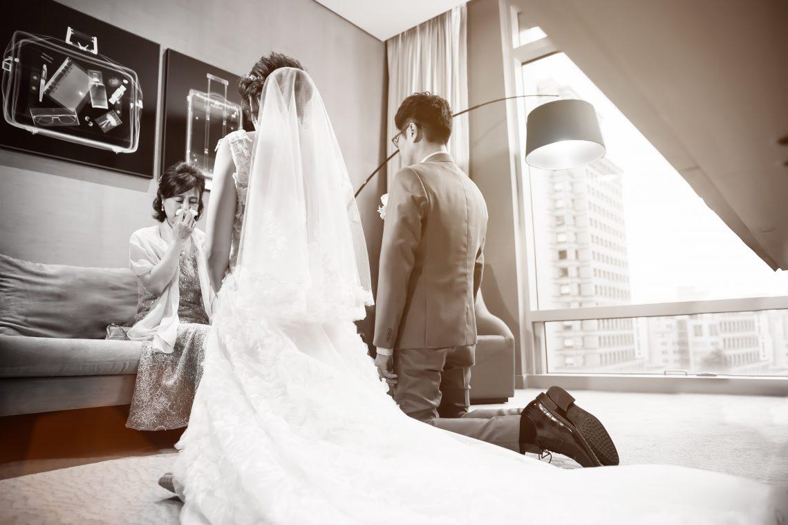 [婚攝]光達 思慧 / 台北寒舍艾美酒店Le Méridien Taipei