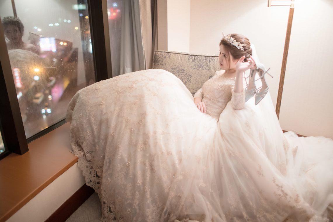 [婚攝]恭毅 芳儀 / 桃園尊爵大飯店 Monarch Hotel